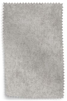 Glamour Weave Silver Fabric By The Roll