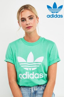 adidas Originals Mint Boyfriend Fit T-Shirt