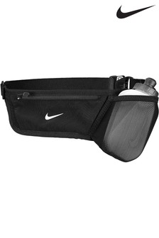 Nike Black 10oz Bottle Belt