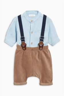 Smart Three Piece Set (0mths-2yrs)