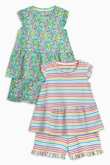 Short Pyjamas Two Pack (9mths-8yrs)