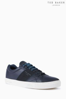 Ted Baker Blue Quana Trainer