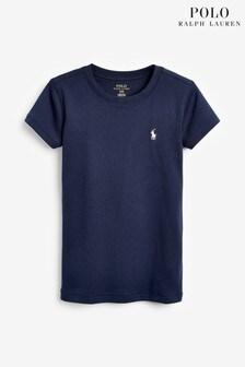 Ralph Lauren Navy Logo T-Shirt