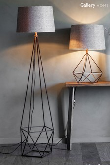 Mauro Floor Lamp by Gallery Direct