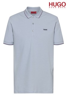 HUGO Blue Poloshirt