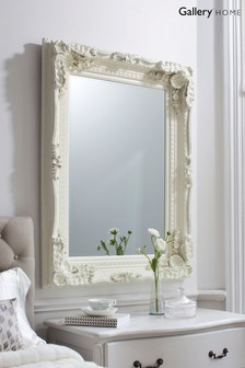Carved Louis Mirror by Gallery Direct