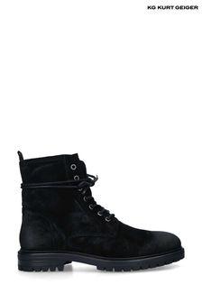KG Kurt Geiger Black Phoenix Boots