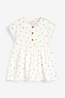 Fruit Print Jersey Dress (0mths-2yrs)
