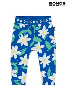 Bonds Daisy Dreaming Blue Tang Leggings