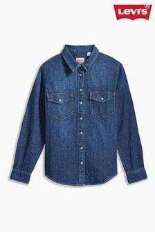 Levi's® Denim Long Sleeved Shirt