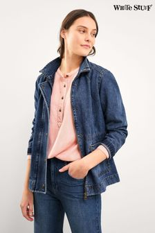 White Stuff Denim Layla Denim Jacket
