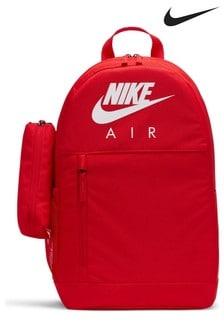 Nike Kids Red Elemental Backpack
