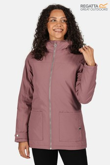 Regatta Pink Bergonia II Waterproof Jacket