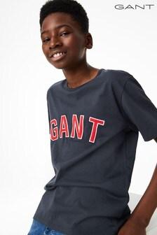 GANT Blue Casual T-Shirt