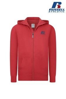 Russell Athletic Logo Zip Hoodie