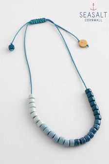 Seasalt Blue Patina Necklace
