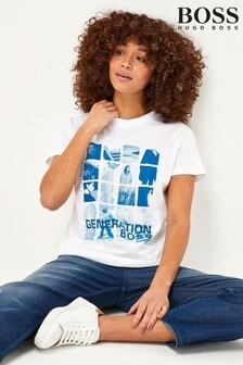 BOSS Ecurata Story T-Shirt