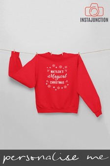 Elf On The Shelf Jumper by Instajunction