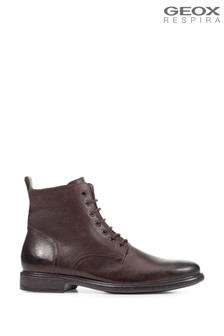 Geox Men's Terence Coffee Boots