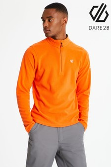 Dare 2b Orange Freethink Half Zip Fleece
