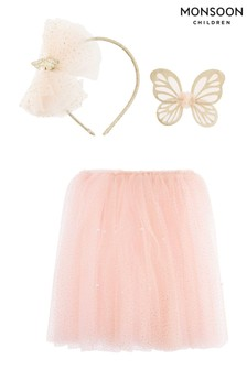 Monsoon Pearly Ballerina Dress-Up Set