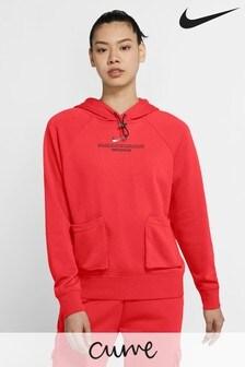 Nike Curve Swoosh Pullover Hoodie