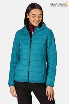 Regatta Blue Women's Helfa Baffle Jacket