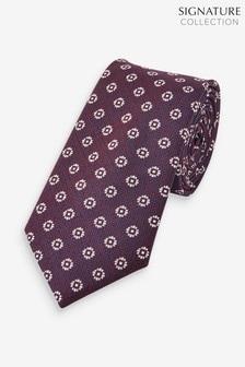Signature Geometric Tie