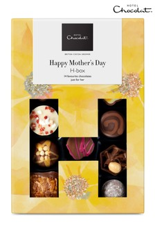 Happy Mother's Day H Box by Hotel Chocolat