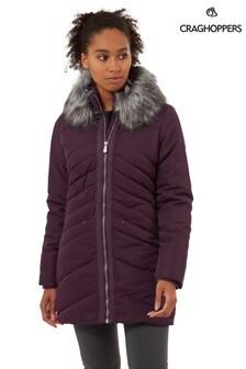 Craghoppers Purple Ardelle Jacket