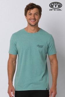 Animal Blue Bekker Deluxe Graphic T-Shirt