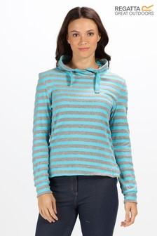 Regatta Blue Celestia Drawcord Jumper