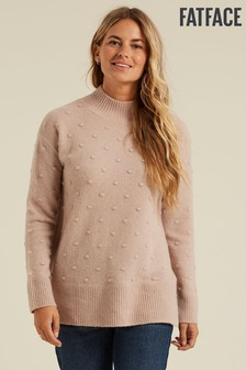 FatFace Beckie Bobble Jumper