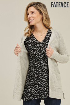 Womens Natural Cardigans | Natural Longline Cardigans | Next UK