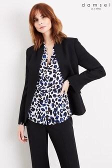 Damsel In A Dress Nina City Suit Jacket