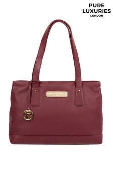 Pure Luxuries London Kate Leather Handbag
