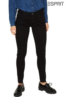 Esprit Black Stretch Denim Jeans