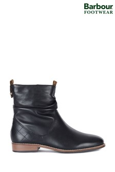 Barbour® Black Hambleden Boots