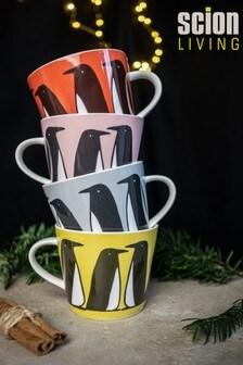 Scion Pedro Penguin Mug