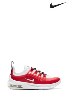 Nike Red/White Air Max Axis Infant Trainers