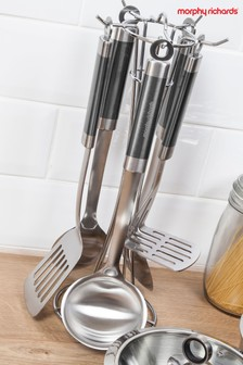 5 Piece Hanging Utensil Set by Morphy Richards