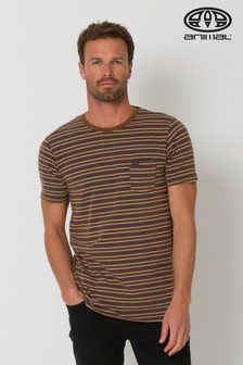 Animal Brown Landas Deluxe T-Shirt