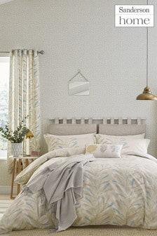 Sanderson Home Sea Kelp Duvet Cover and Pillowcase Set