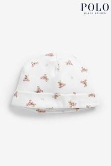 Ralph Lauren Pink Bears Hat