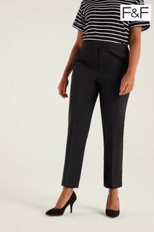 F&F Black Trousers