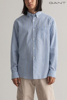 GANT Tech Prep Regular Seersucker Stripe Shirt