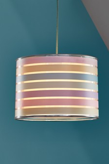 Pastel Stripe Easy Fit Shade