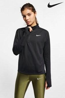 Nike 1/2 Zip Pacer Crew Sweater