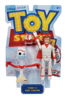 Disney™ Toy Story 4 Forky & Duke Caboom Figure