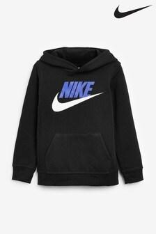 Nike Little Kids Club Fleece Logo Hoodie